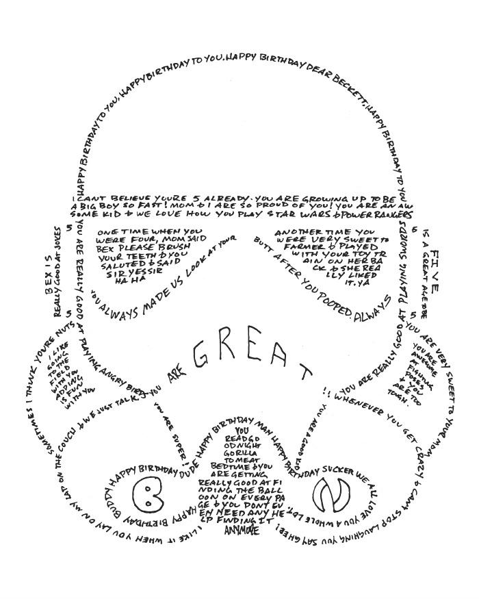 Star Wars Stormtrooper Helmet Drawing at GetDrawings com
