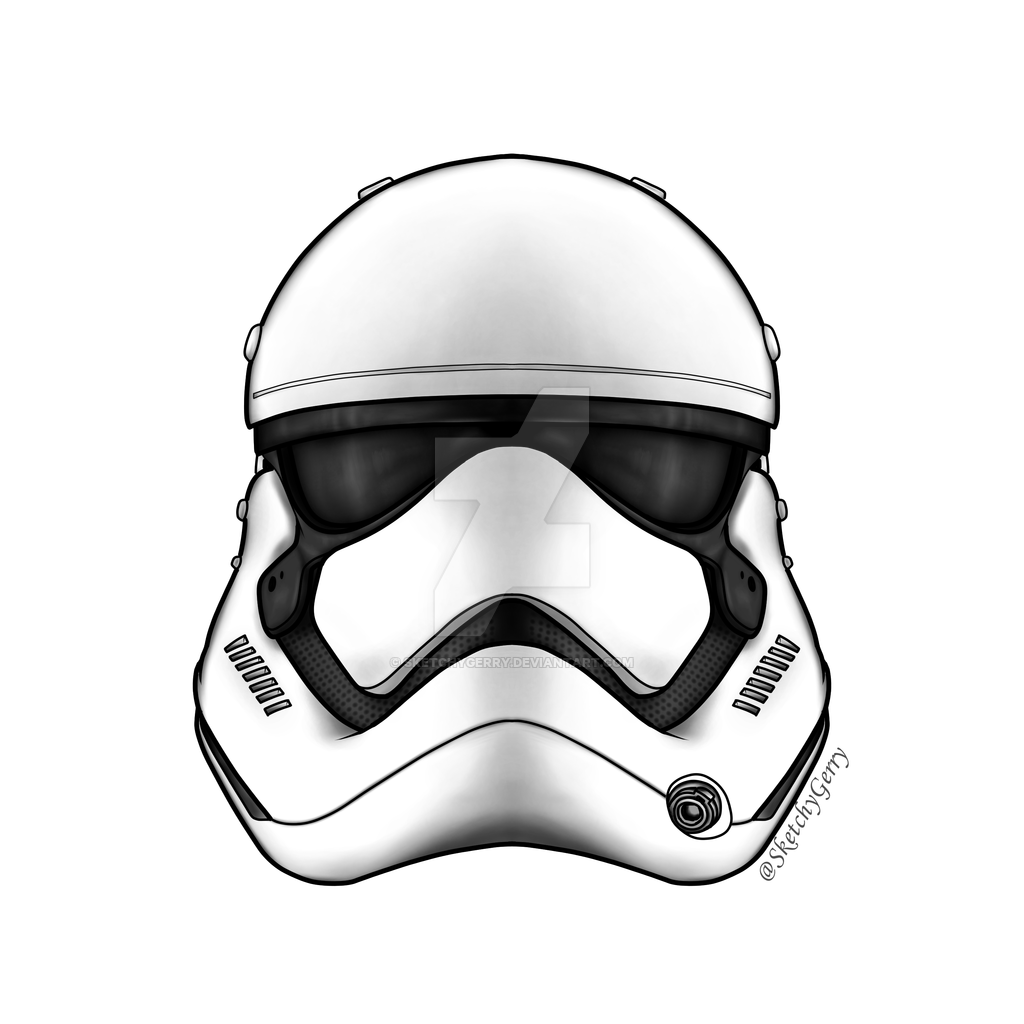 1024x1024 First Order Stormtrooper