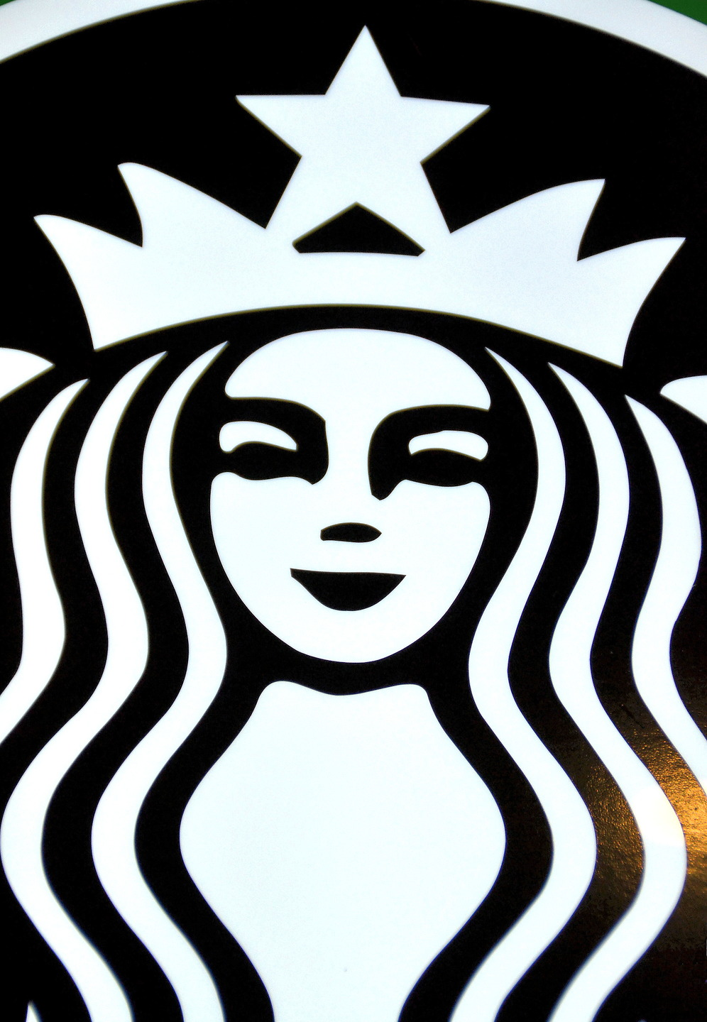 996x1440 Siren In Starbucks Coffee Logo From Faces On The Strip