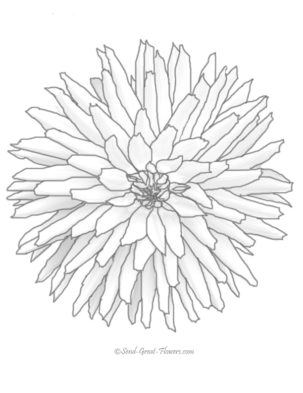 612x792 Printable Difficult Coloring Pages