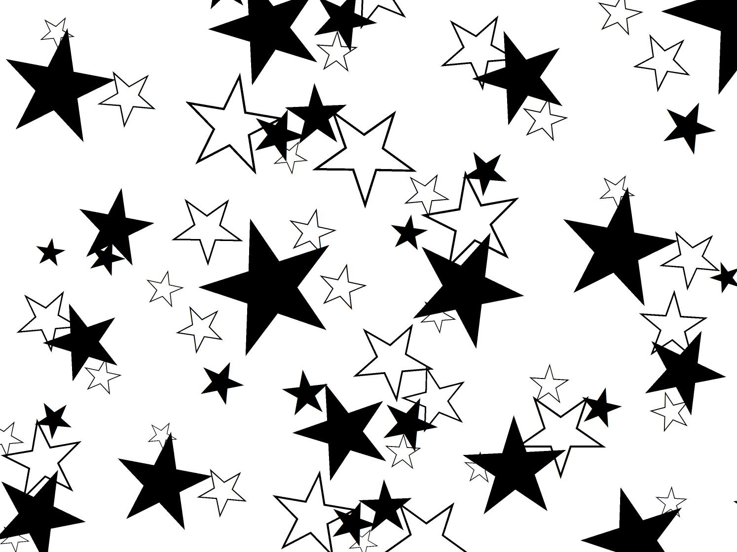 1494x1120 Star Wallpaper Black And White Best Wallpaper Download