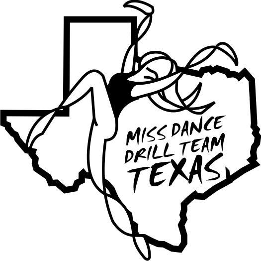 525x524 Miss Dance Drill Team Texas State Championship Miss Dance Drill