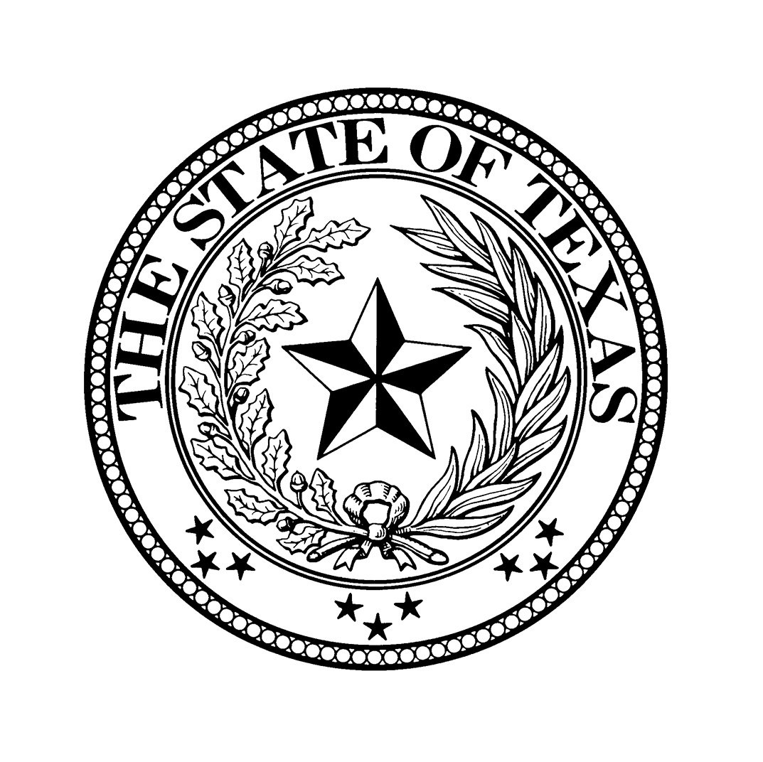 1073x1072 State Of Texas