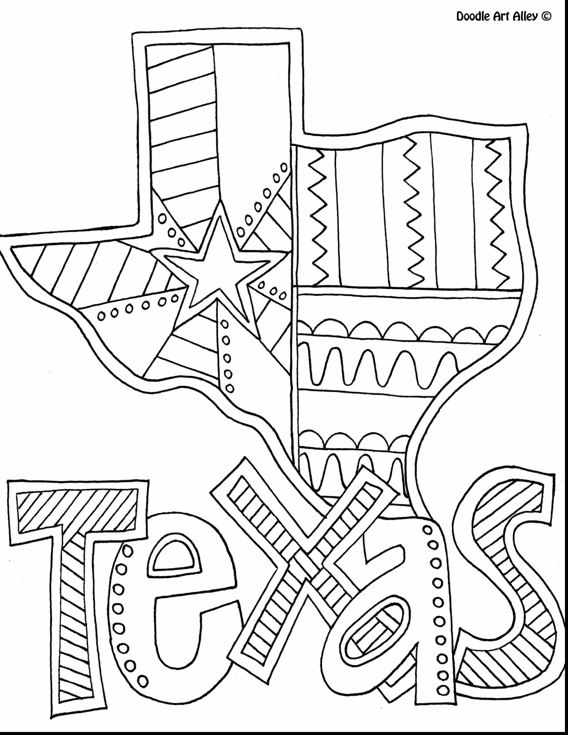 1870x2420 Texas Coloring Page Lovely Astonishing Texas State Coloring Pages