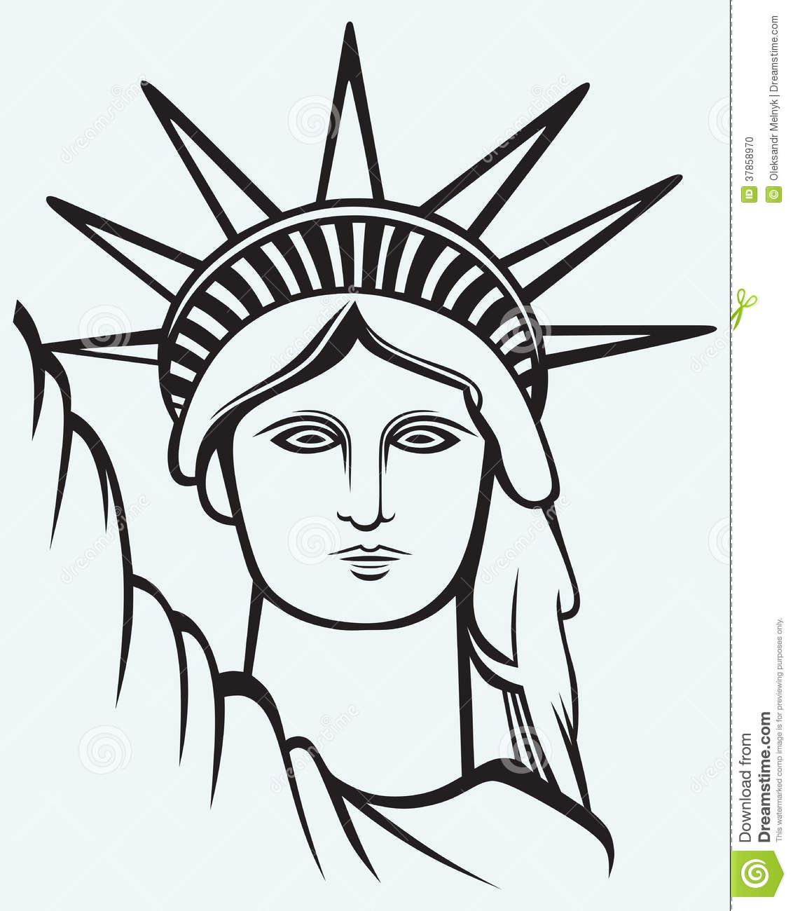 1132x1300 Image Result For How To Draw The Statue Of Liberty Cc Cycle 3