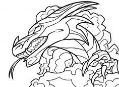 236x172 Dragon Statue Drawing Lesson Step 3 Drawing Dragon