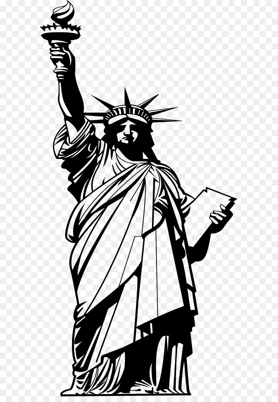 900x1300 Statue Of Liberty Clipart Ellis Island'51127