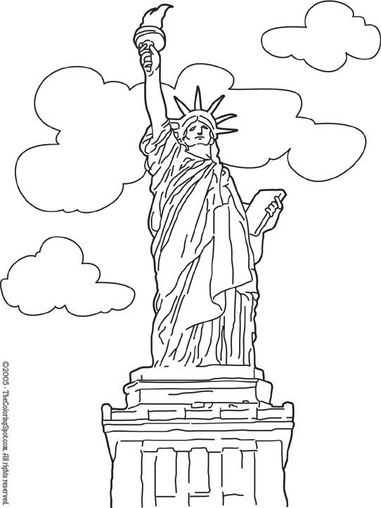 542x723 Image Result For Statue Liberty Facts For Kids Statue