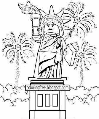 334x400 Lets Coloring Book Firework Printable Pyrotechnics Rocket