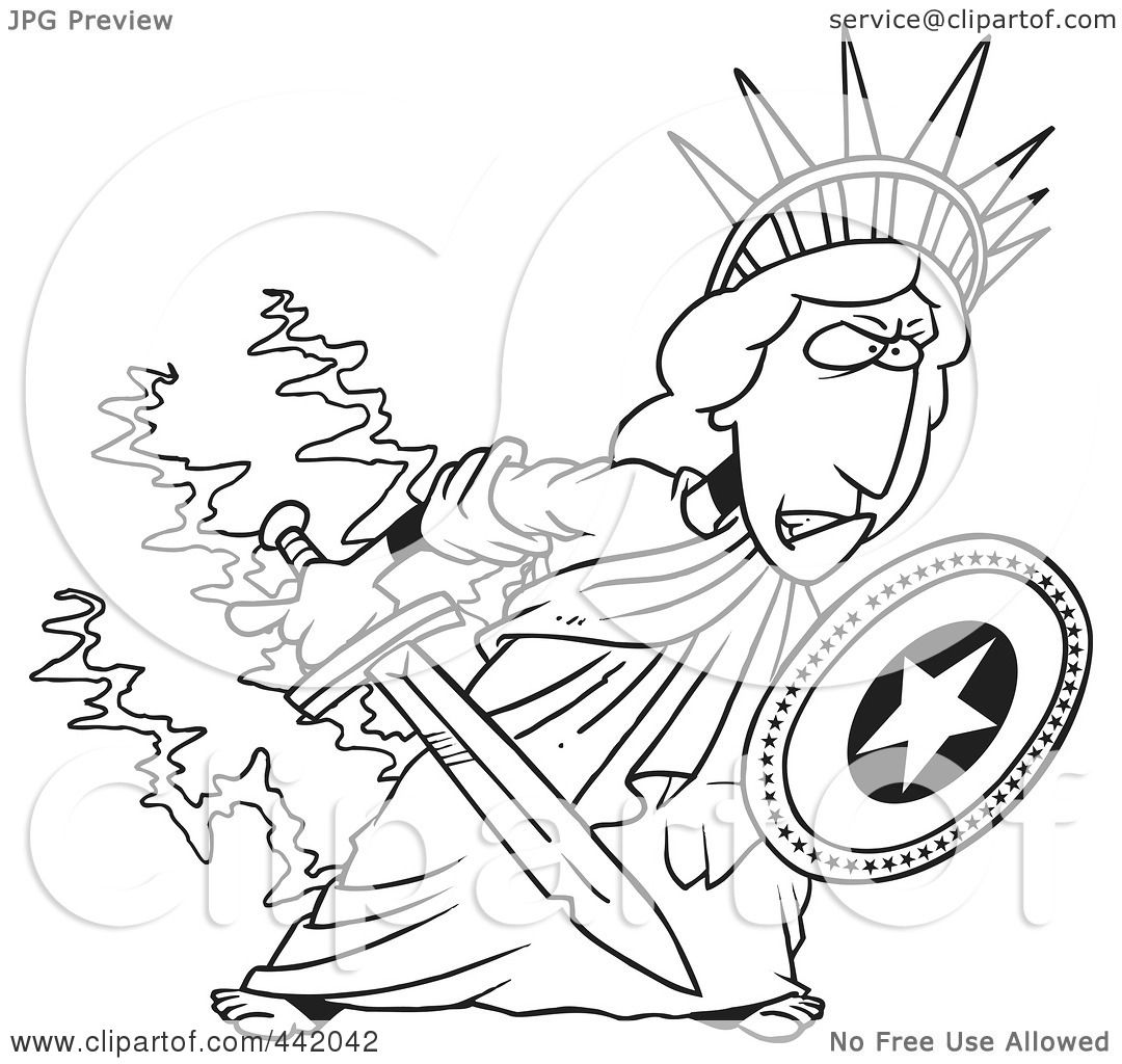 1080x1024 Royalty Free (Rf) Clip Art Illustration Of A Cartoon Black