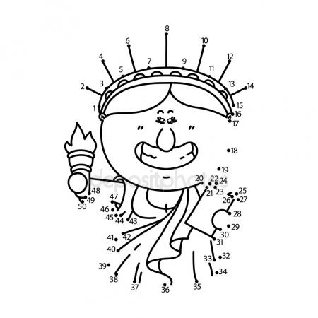 450x450 Lady Liberty Stock Vectors, Royalty Free Lady Liberty