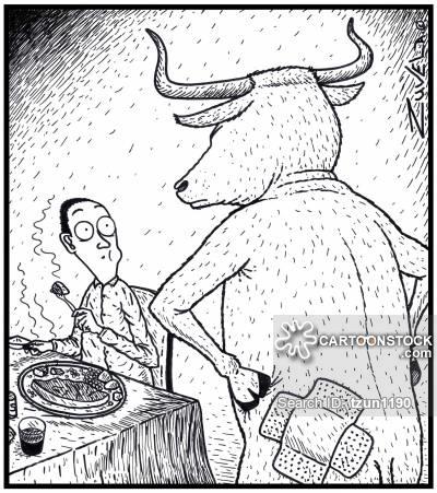 400x451 Rump Steaks Cartoons And Comics