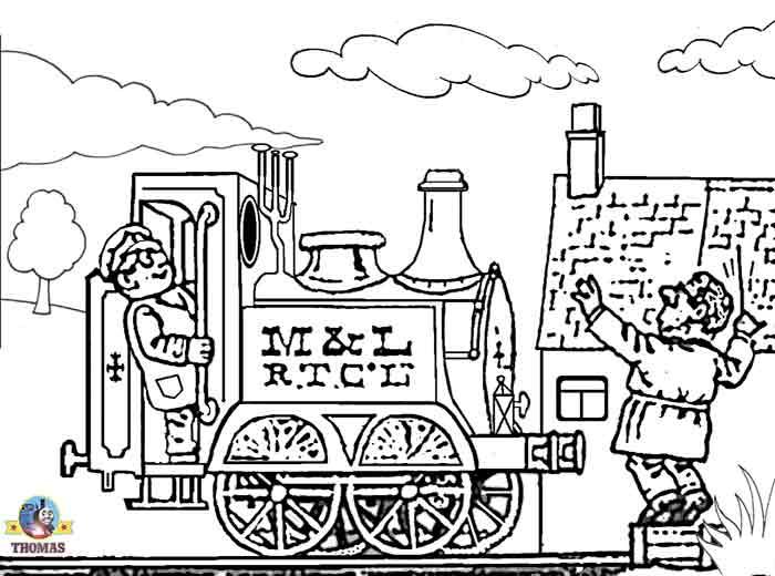 700x520 Ivor The Engine Jones The Steam And Welsh Dragon Cartoon