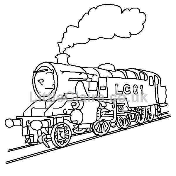 600x600 A New Digi Steam Train