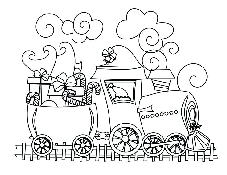 736x568 Train Coloring Pages Free Trains Coloring Pages Train Coloring