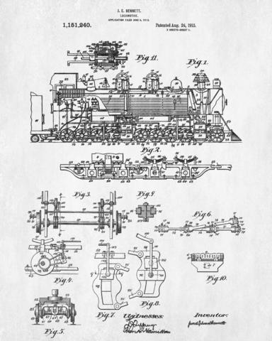 Steam Locomotive Drawing At Getdrawings Com