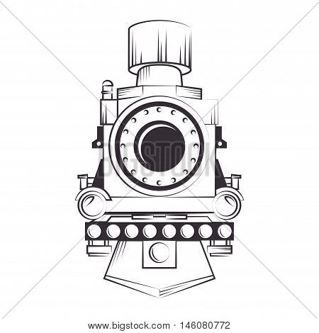 450x470 Steam Locomotive Rail Transport Vector Amp Photo Bigstock