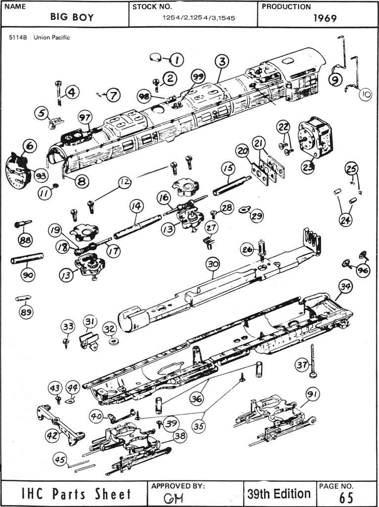 766x1024 The Guide To Ho Steam Locomotives