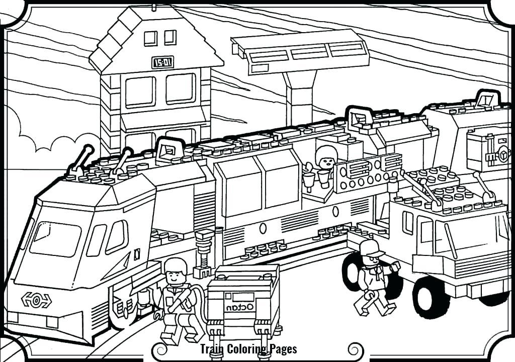 1024x720 Steam Train Coloring Pages Bibliotique.us