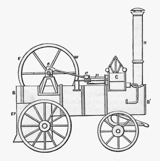 527x530 Steam Train Outline Illustration Of Steam Train. Low Power Simple