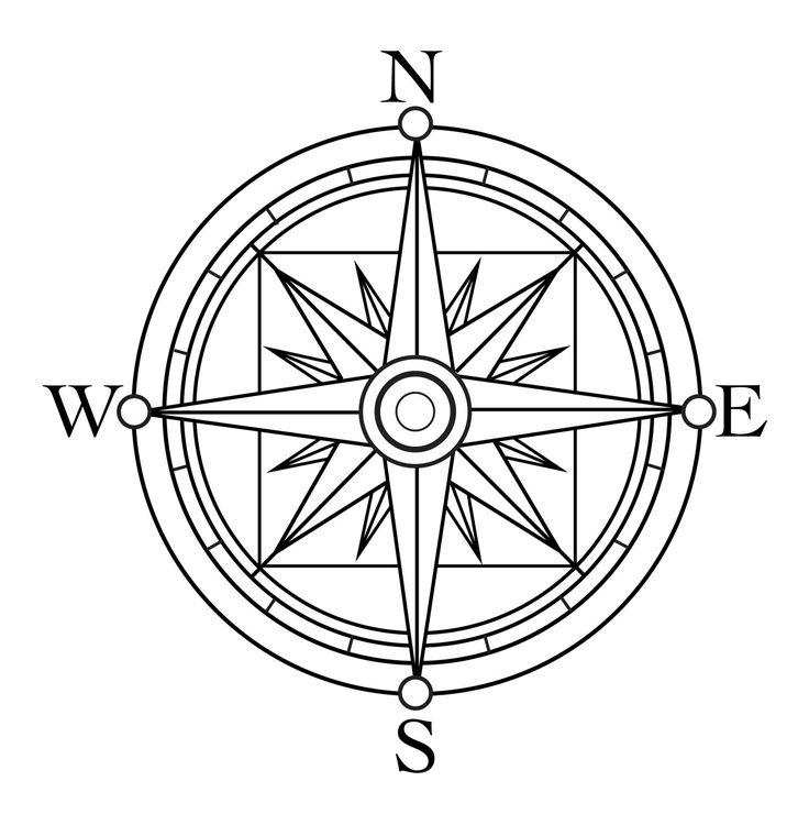 736x740 Rose Compass Art Clip Free Clip Arts Sanyangfrp