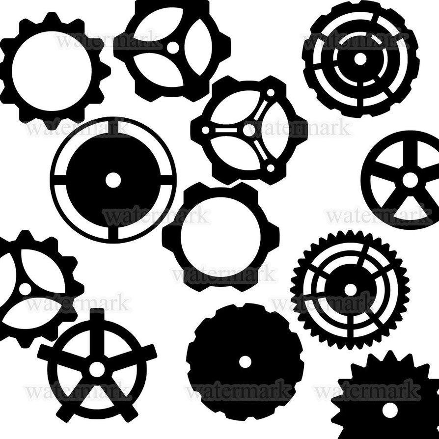 steampunk gear drawing at getdrawings com free for personal use