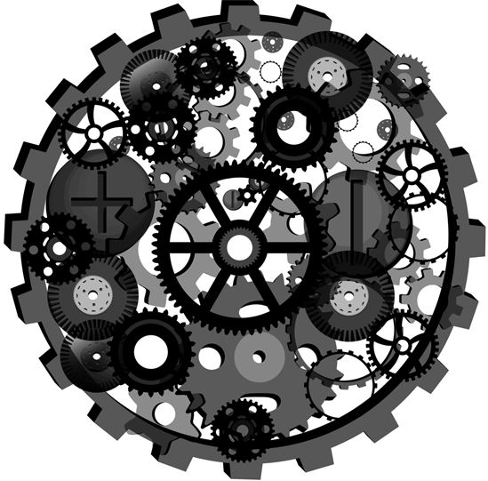 549x541 Gear Clipart No Background
