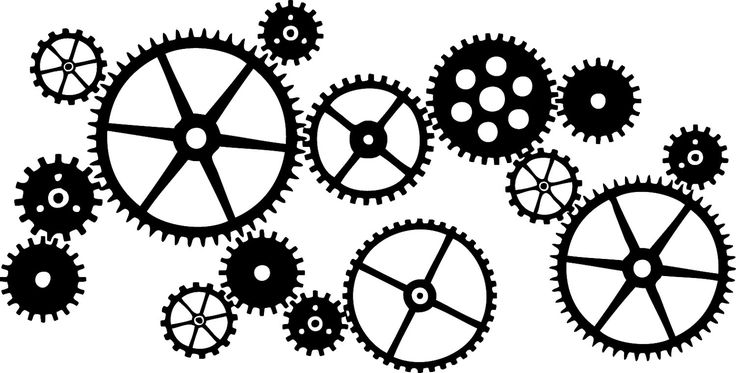 736x373 Our Suggestions Picture For Steampunk Gears And Cogs Drawing