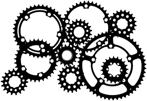 500x343 Clockwork Clipart Clock Gear