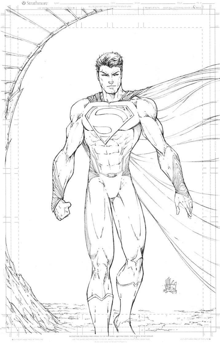 716x1115 Man Of Steel By Vmarion07