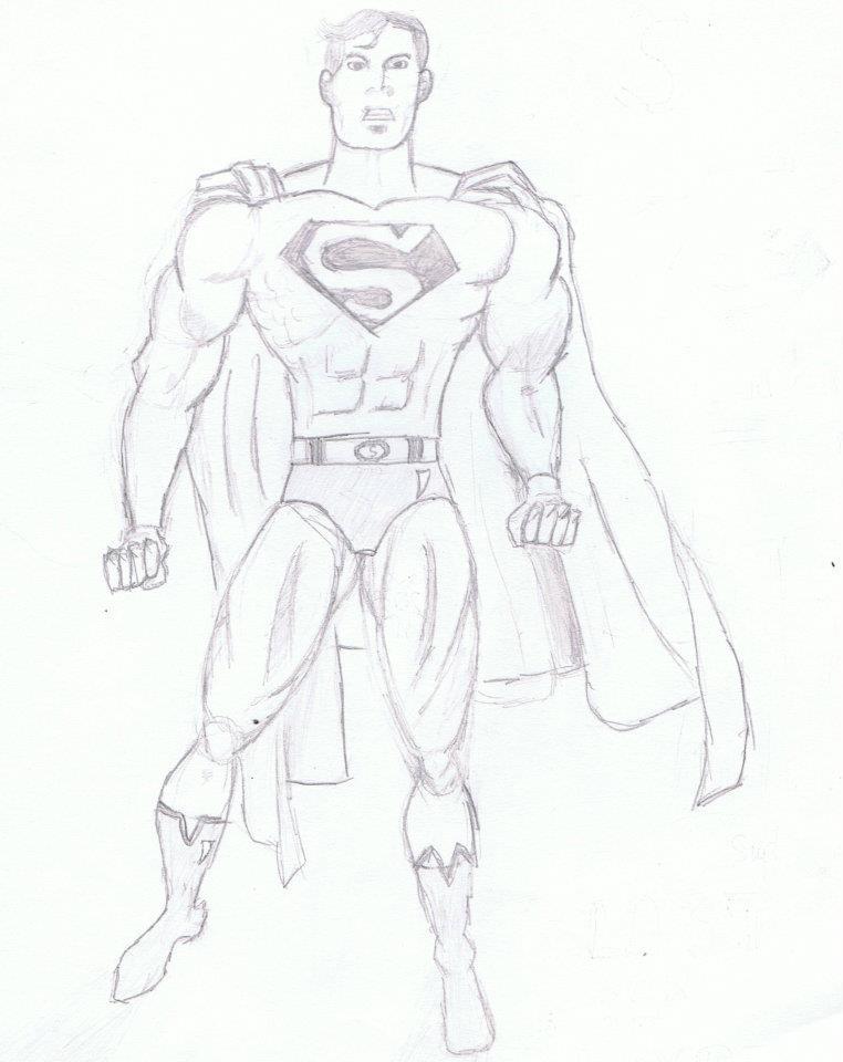 762x960 Superman