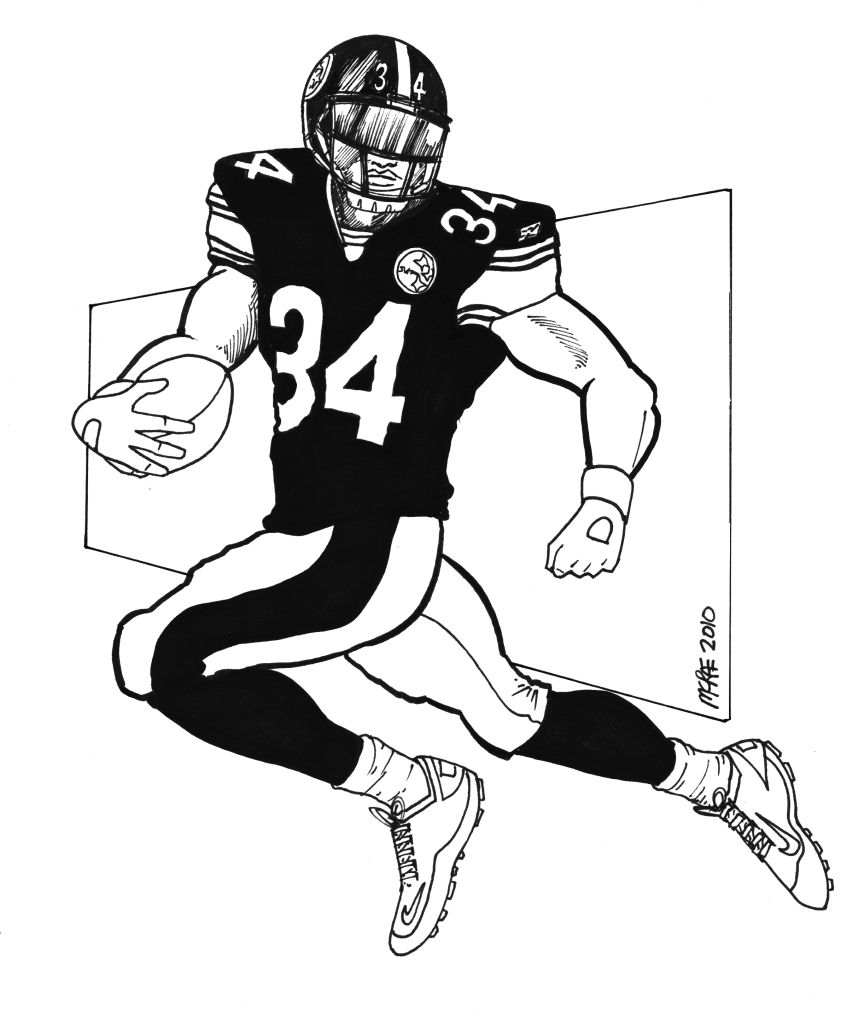 Steelers Drawing at GetDrawings.com | Free for personal use Steelers ...
