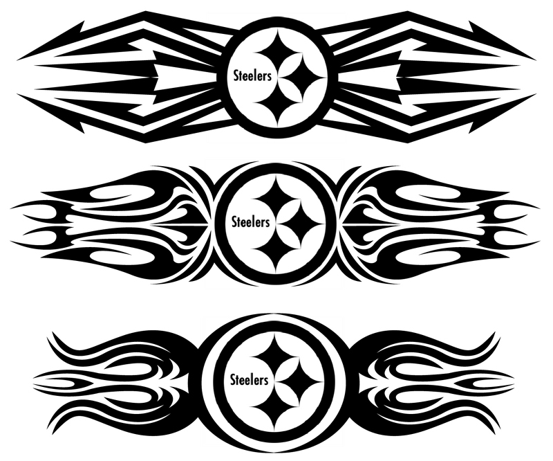 800x666 Steelers Tribal By Fastworks