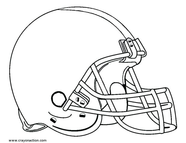 618x476 Pittsburgh Steelers Coloring Pages Football Helmet Drawing Clip