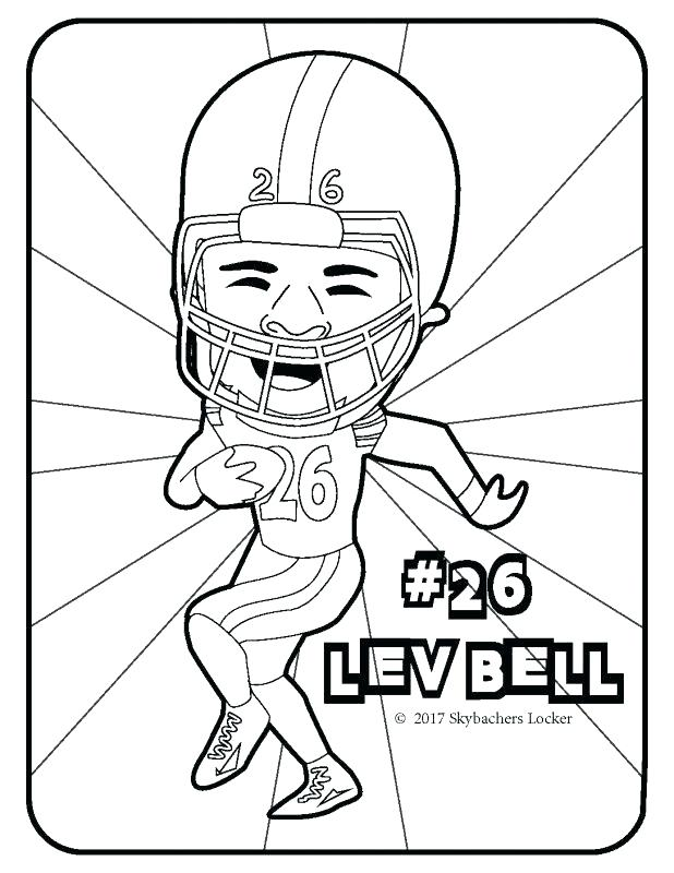 618x800 Steelers Coloring Pages