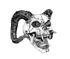 236x201 Cattle Skull Game Art Cattle, Game Art And Tattoo