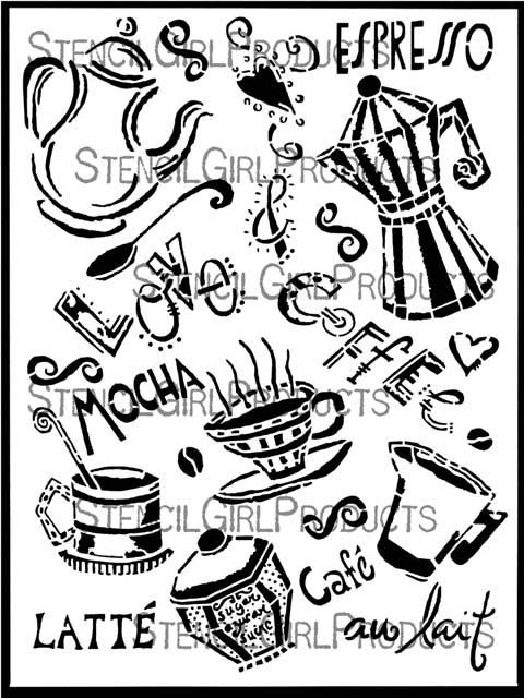 480x640 Coffee Mugs And Love Stencil Jessica Sporn