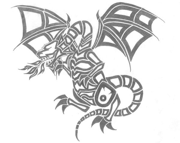 600x477 15 Groovy Drawings Drawn Using Free Stencils