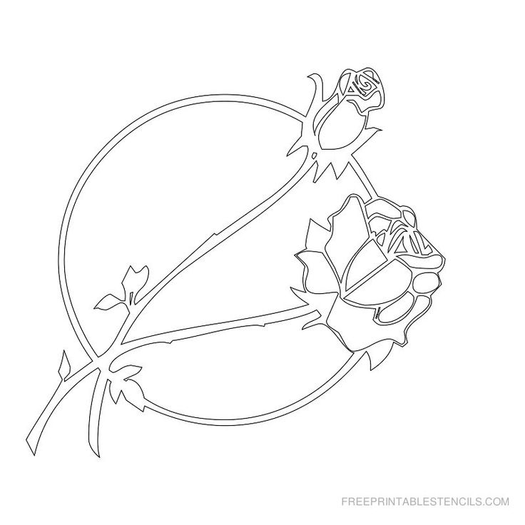Stencils Free Drawing