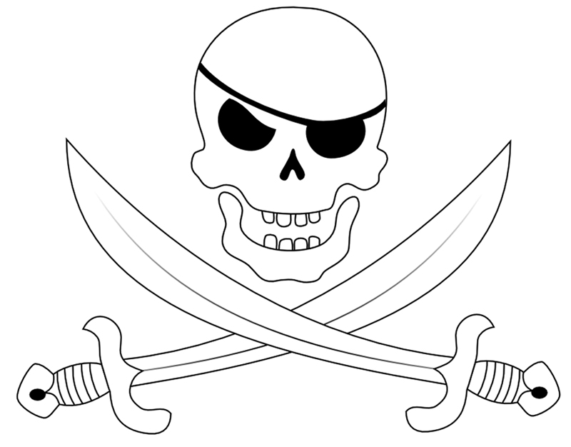 image relating to Skull Stencils Free Printable referred to as Stencils Totally free Drawing at  Free of charge for person