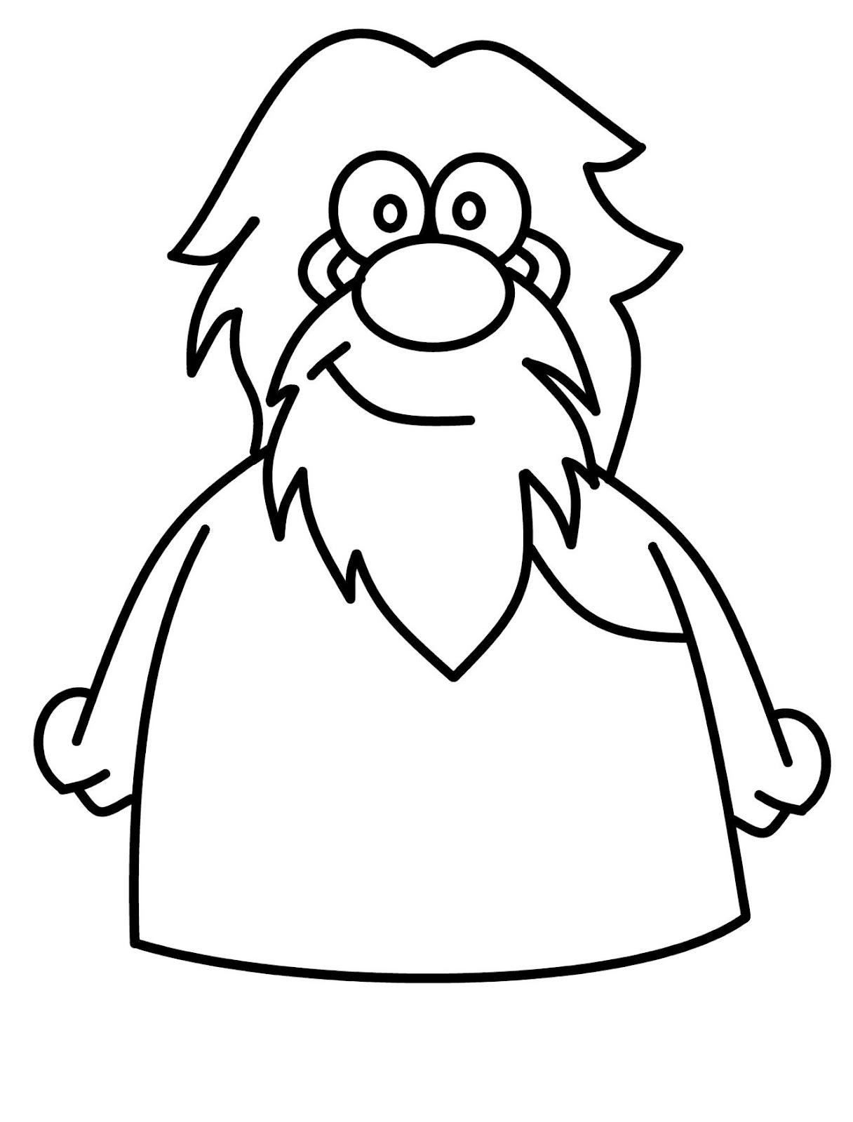 1216x1600 How To Draw Cartoons Caveman