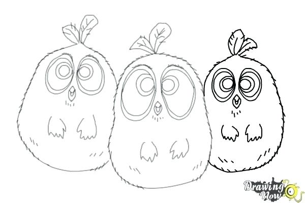 600x400 Angry Bird Go Coloring Pages Angry Birds Coloring Pages Angry