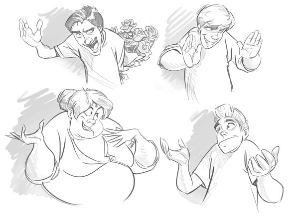 600x450 Best Photos Of Drawing Cartoon Bodies