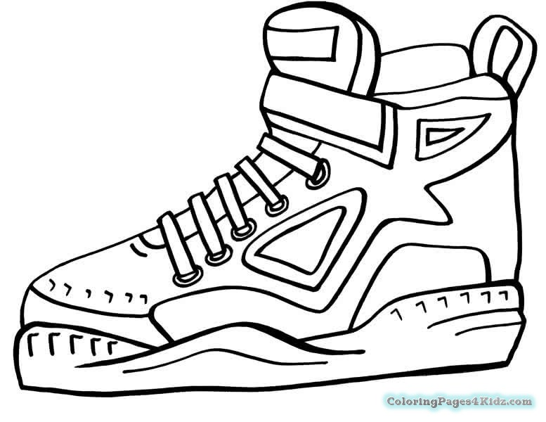 777x600 Stephen Curry Basketball Shoes Coloring Pages Coloring Pages