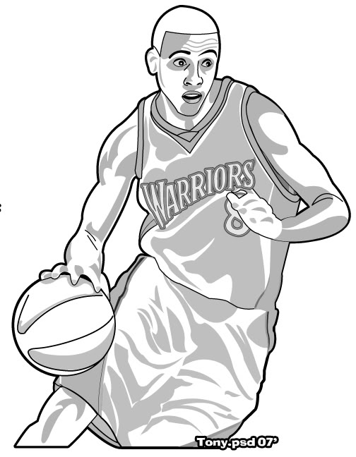 504x648 Stephen Curry Coloring Stephen Curry Coloring Pictures