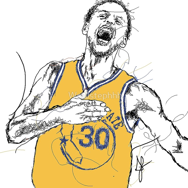 800x800 Stephen Curry Scarves By Wowstephhh Redbubble