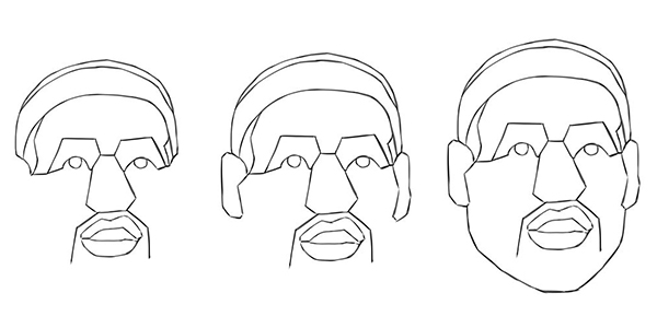 600x300 Drawing Lebron James A Step By Step Tutorial Page 5 Nbamixes