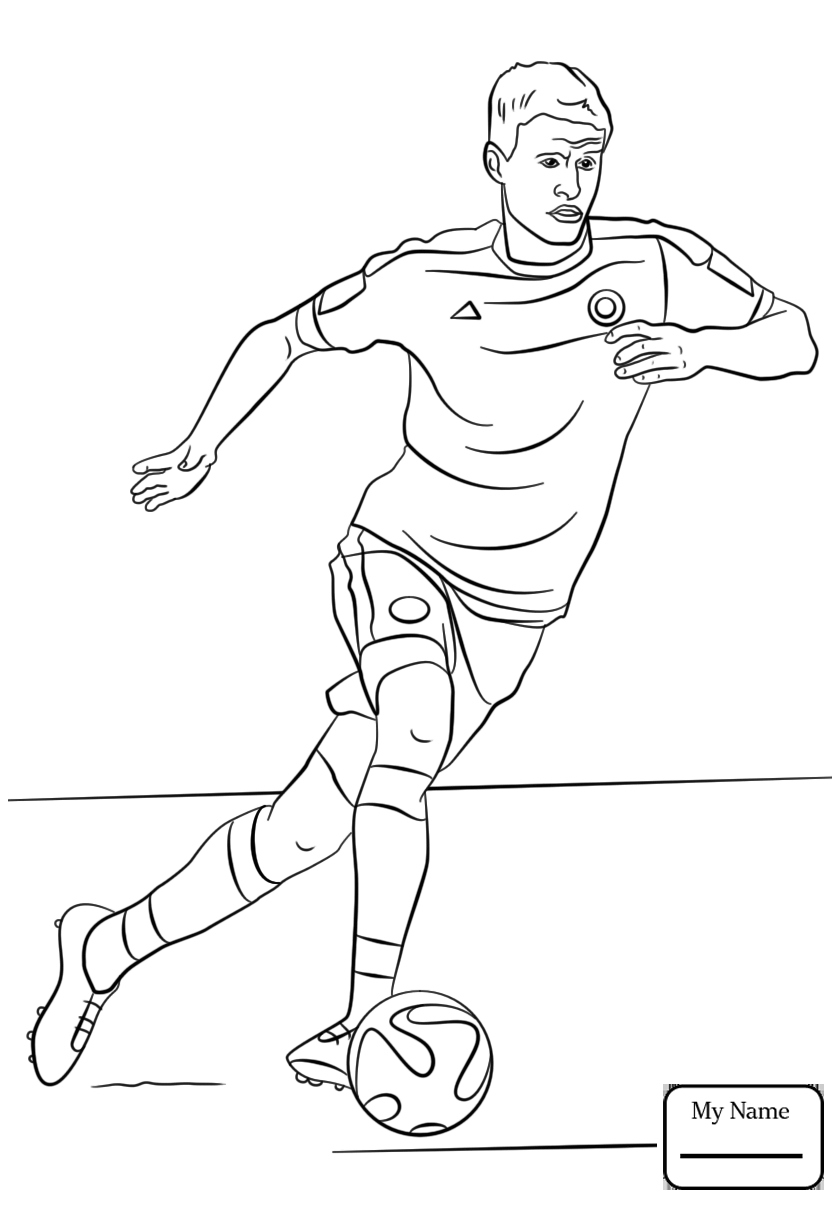 840x1210 Gareth Bale People Coloring Pages