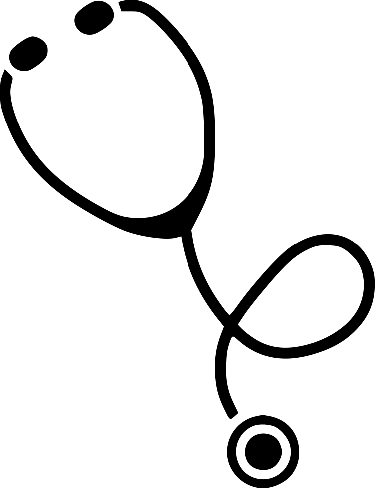stethoscope drawing at getdrawings com free for personal use rh getdrawings com stethoscope clip art monogram free clipart stethoscope images