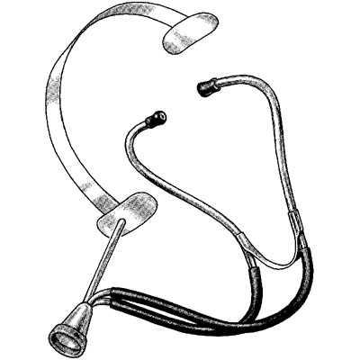 400x400 Delee Hillis Obstetrical Stethoscope Obgyn Stethoscope Sklar